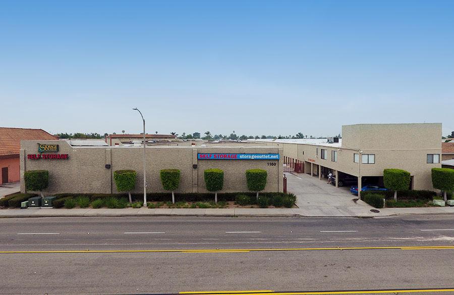 Storage Units In Chula Vista Ca 1160 3rd Ave Storage