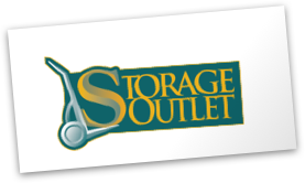Self Storage Units from Storage Outlet